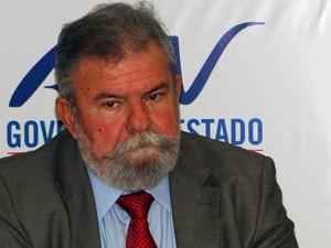Betinho Rosado, secretário de Agricultura do Rio Grande do Norte (Foto: Ricardo Araújo/G1)