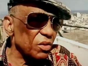 Cena do documentário sobre a vida de Bezerra da Silva  (Foto: Reprodução)