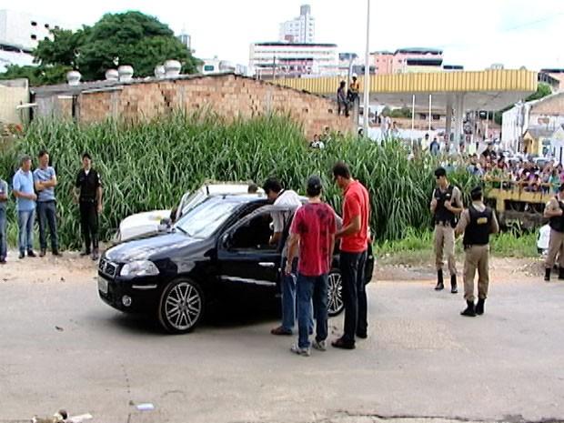 Polícia suspeita que seja acerto de contas  (Foto: Reprodução/TV Integração)