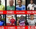 Jogo beneficente reúne craques do futebol capixaba no campo do Caxias