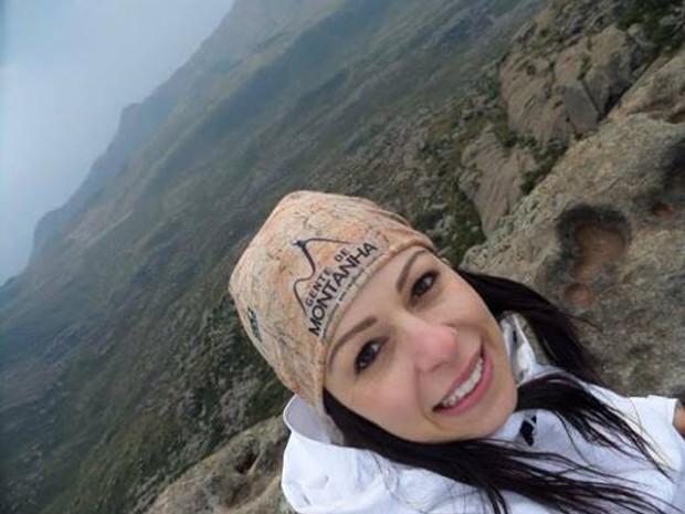 Adriana Faina, Uberlândia, Nepal (Foto: Alessandra Faina/Divulgação)