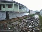 Tempestade causa estragos em cidades do interior sergipano