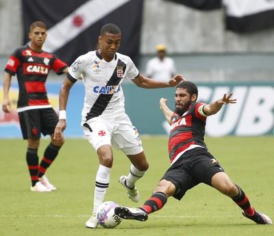 Vasco x Flamengo (Foto: Gilvan de Souza / Flamengo)