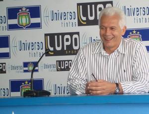Emerson Leão, São Caetano (Foto: Rodrigo Faber / Globoesporte.com)
