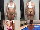 Thais Machado, mulher do ex-BBB Rodrigo, esclarece dieta polêmica