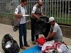Produtos de comércio informal são apreendidos no Centro de Araxá