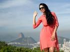 Ariadna prepara volta para a Itália e se despede do Brasil: 'Tchau, pobreza'
