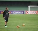 Ibérbia e Bottinelli ficam de fora dos convocados por opção técnica