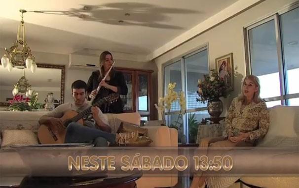 As nossas gerações de artistas falam da relação da arte com a Cidade Morena. (Foto: Reprodução/TVMO)