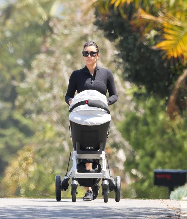 Kim Kardashian (Foto: Agência/ Grosby Group)