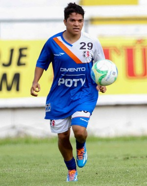 Renatinho Santa Cruz (Foto: Aldo Carneiro / Pernambuco Press)