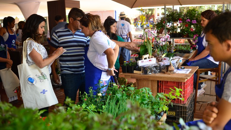 sebrae-mercado-rural-brasilia (Foto: Divulgação/Sebrae-DF)