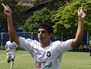 Campeonato Capixaba Série B 2014: Rio Branco-ES x GEL (Foto: Vitor Jubini/A Gazeta)