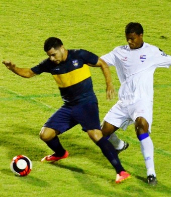 São José dos Campos x Nacional Campeonato Paulista Série A3 (Foto: Danilo Sardinha/GloboEsporte.com)