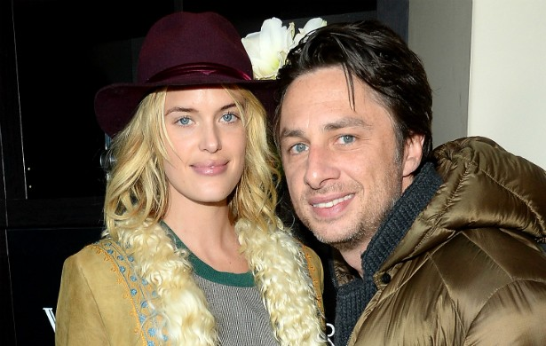 Em março, o ator Zach Braf e a modelo Taylor Bagley encerram seu namoro de cinco anos. (Foto: Getty Images)