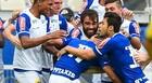 Cruzeiro vence<br /><br /><br /> o Palmeiras e se afasta do Z-4 (Globoesporte.com)