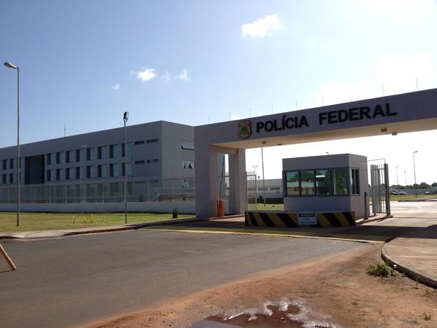 Operação Xilófagos foi desencadeada na manhã desta quinta-feira pela Polícia Federal (Foto: Inaê Brandão/ G1 RR)