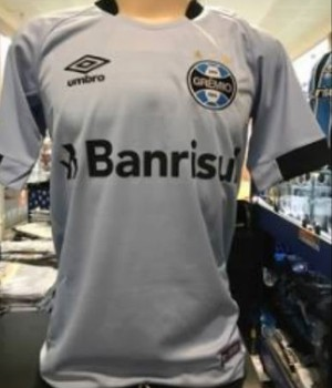 Grêmio camisa azul celeste Grêmio camisa 2017 Grêmio (Foto: Reprodução/Facebook)