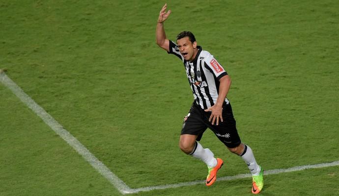 Fred; Sport Boys-BOL; Atlético-MG (Foto: Washington Alves/Reuters)