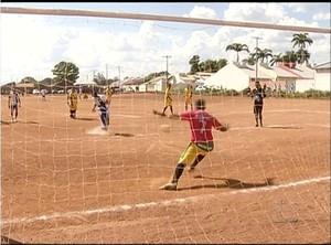 Copa do Craque em Gurupi (Foto: Reprodução/TV Anhanguera)