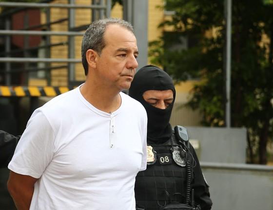 Sérgio Cabral ex-governador do Rio de janeiro (Foto:  Geraldo Bubniak/Agência O Globo)
