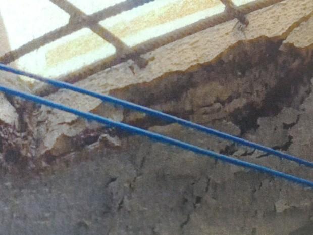 Celas foram encontradas em situação precária em presídios de Goiás (Foto: Divulgação/CGJGO)