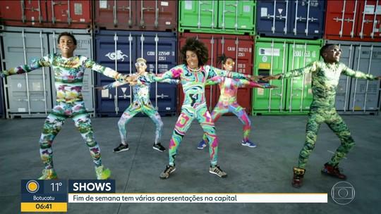 Milkshake Festival, destaque do feriadão em SP, tem novidades da música brasileira; VÍDEO