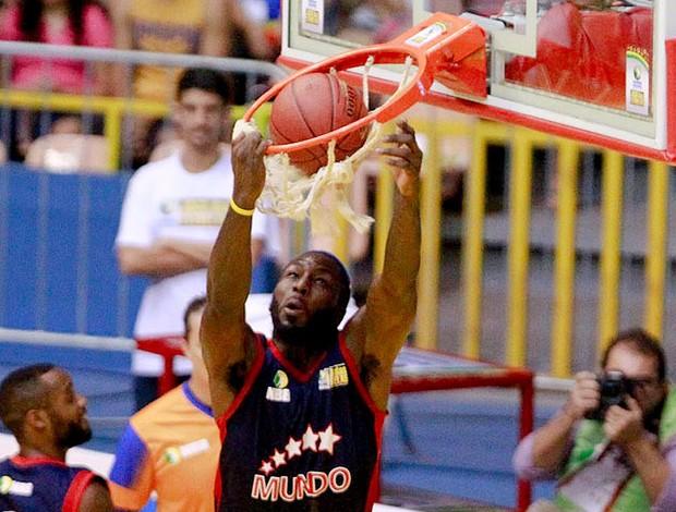 basquete nbb jogo das estrelas  (Foto: Bruno Spada / LNB)