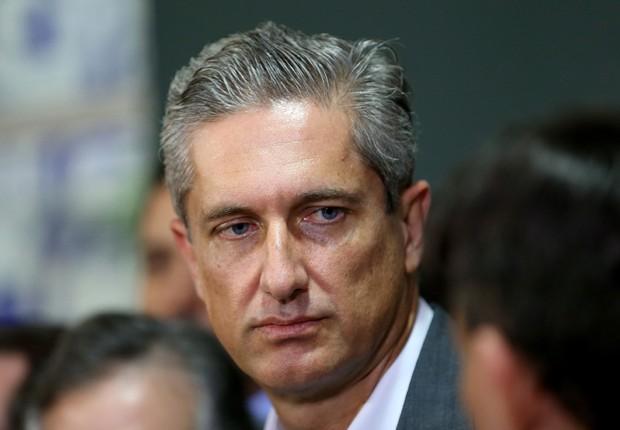 Apesar de candidatura de Rosso, PSD deve apoiar Rodrigo Maia, diz líder
