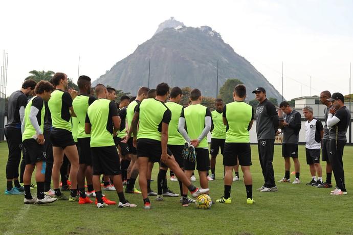 Treino Botafogo (Foto: Vítor Silva/SSPress/Botafogo)