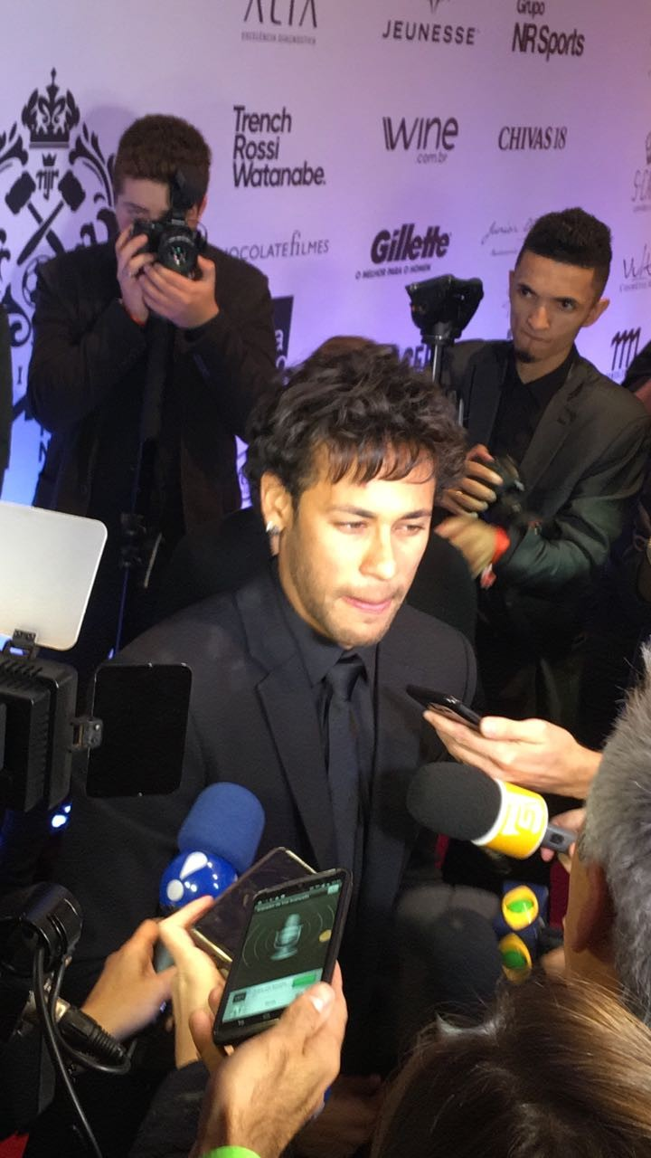 Neymar (Foto: Giulliana Martinelli)