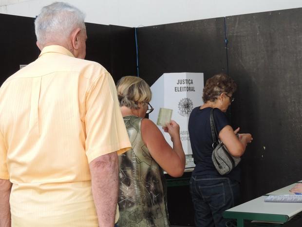 Presidente Prudente tem 169.293 eleitores (Foto: Ive Caroline/G1)