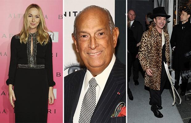 Frida Giannini sai da Gucci, a morte de Oscar de La Renta e a contratao de John Galliano pela Maison Martin Margiela (Foto: Getty Images)