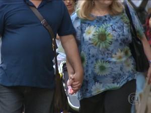 BDBR - Pesquisa obesidade (Foto: Rede Globo)