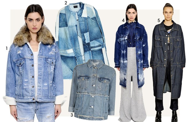 Jaqueta Jeans (Foto: Reprodução)