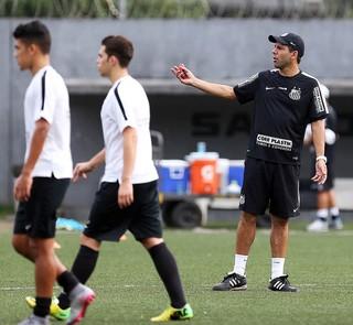 Marcos Soares Santos sub-20 (Foto: Pedro Ernesto Guerra Azevedo / Santos FC)