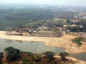 Rio Paraguai registra 2ª pior seca, encalha barcos e afeta turismo em MT |  Mato Grosso | G1
