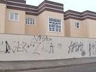 Vereador propõe multa para autor de pichação em Fortaleza