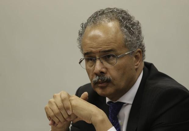 O deputado Vicente Cândido (PT-SP), relator da reforma política (Foto: Fabio Rodrigues Pozzebom/Agência Brasil)
