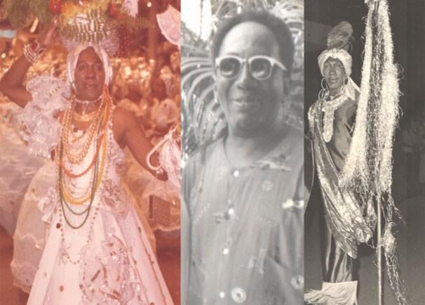 Jejé de Oyá foi homenageado no É Bem MT especial de Carnaval que foi ao ar neste último sábado (09) (Foto: arquivo/TVCA)