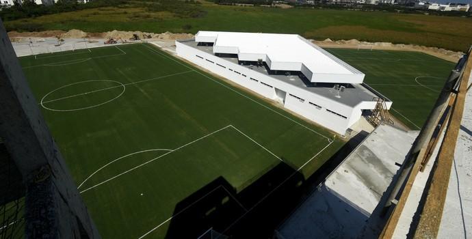 CT Fluminense campos (Foto: Fluminense / Divulgação)