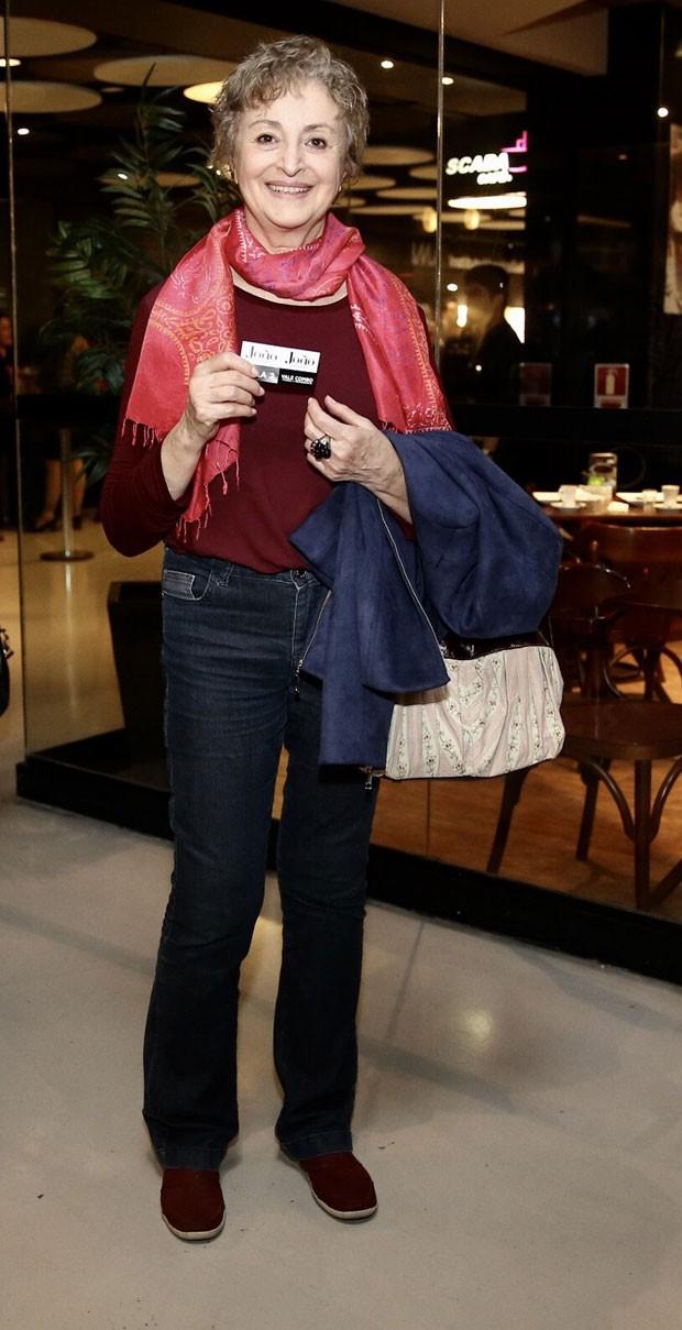 A atriz Ana Lúcia Torre (Foto: Brazil News / Ana Lúcia Torre)