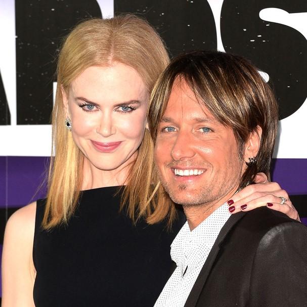 Nicole Kidman e Keith Urban se casaram em 2006 e seguiram viagem para Bora Bora, na Polinésia Francesa. Na ilha paradisíaca, o casal se hospedou em um resort que custava cerca de 34 mil reais por noite (Foto: Getty Images)