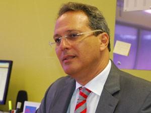 Promotor João Leonardo Sousa Pires Leal, presidente da comissão do concurso (Foto: Reprodução)