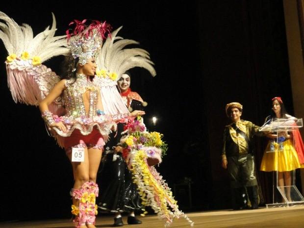 Concurso de fantasias infantil aconteceu neste domingo no Teatro Amazonas (Foto: Wesley Andrdade/Divulgação - SEC-AM)