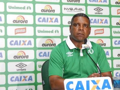 Celso Rodrigues Chapecoense (Foto: Laio Espíndula)