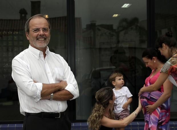 Cesar Victora, pesquisador com vários trabalhos sobre a importância da amamentação, foi o primeiro brasileiro a receber o prêmio Gairdner, do Canadá (Foto: Di/ UFPel)
