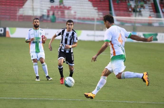 América-MG, Ceará, Independência, Primeira Liga  (Foto: Israel Simonton / CearaSC.com)