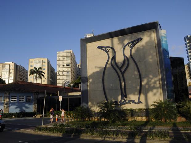 Aquário de Santos oferece cursos de férias (Foto: Divulgação/Prefeitura de Santos)