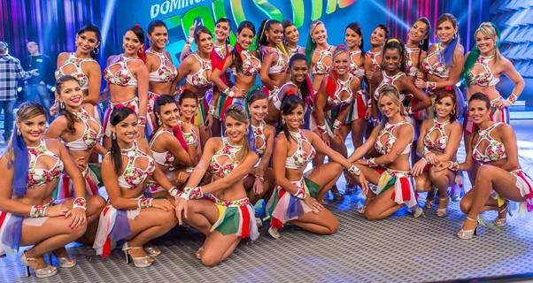 Junte-se ao time das mulheres mais gatas do Brasil! (Foto: Artur Meninea / Gshow)